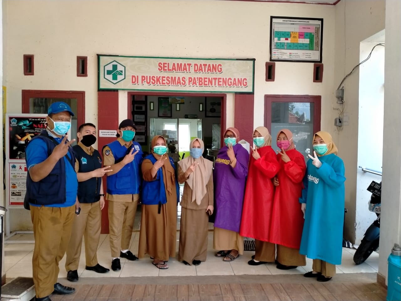 Peringati Hari Keluarga Nasional, Pelayanan KB Gratis dilaksanakan di Kecamatan Eremerasa Bantaeng