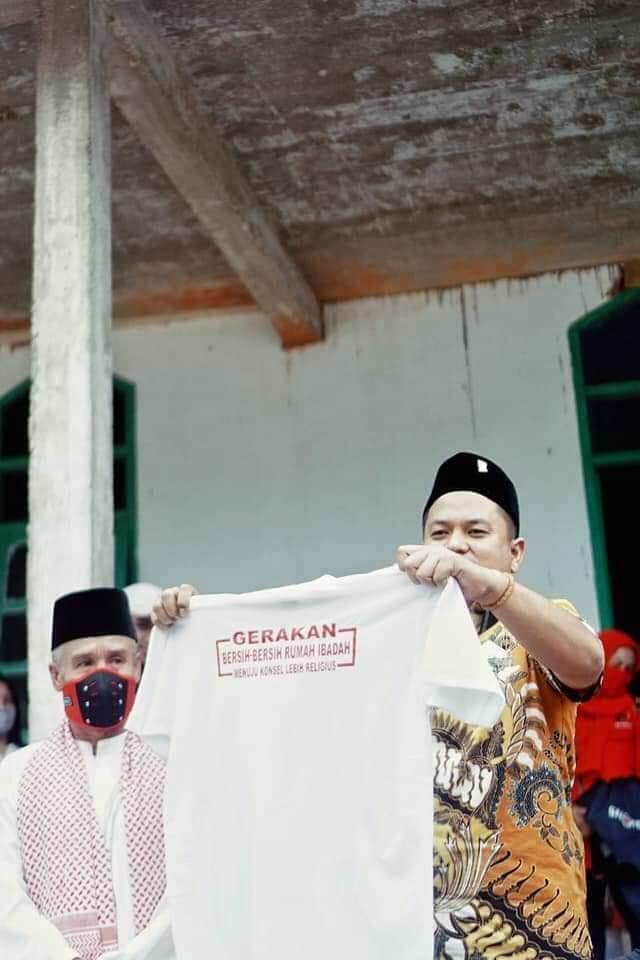 Terima Rekomendasi dari DPP Hanura, RAG-SS Gelar Syukuran di Kecamatan Wolasi