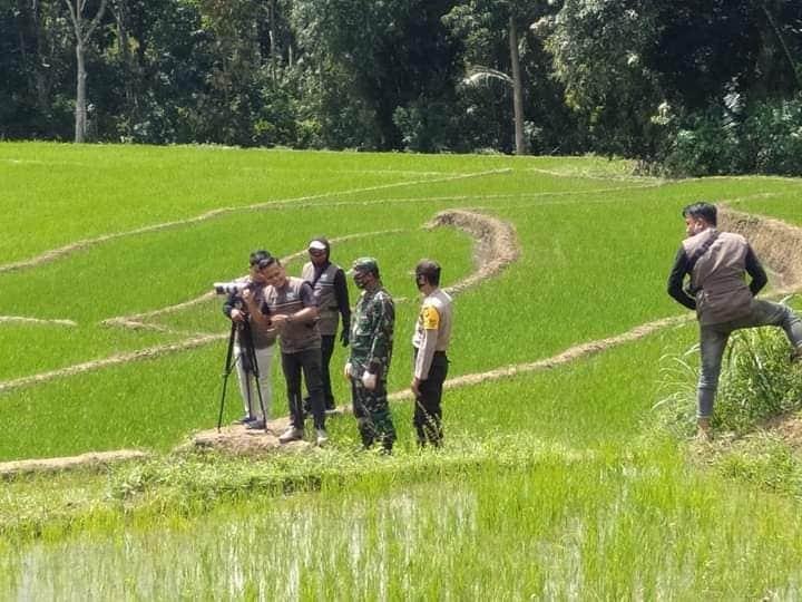 Pembuatan Film Nasional INDONESIA MAJU Mengambil Lokasi di Desa Pattuku Bontocani