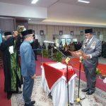 Lalui Seleksi Ketat, Andi Islamuddin Akhirnya Dilantik Menjadi Sekda Bone