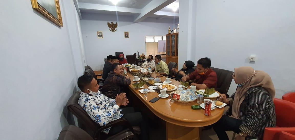 Komisi IV DPRD Jeneponto Kunjungi BKKBN Lakukan Konsultasi Dan Koordinasi