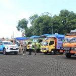 Bone Peduli, Bupati Bone Bawa Ratusan Mobil Truk Logistik Bantuan Untuk Korban Bajir Masamba