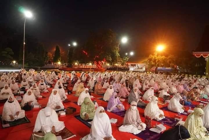 Sambut Tahun baru Islam, Pemda Bone gelar kegiatan Dzikir dan Do'a Bersama