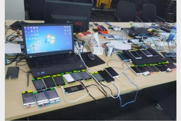 23 Sindikat Hacker Dirungkus Personil Polres Soppeng