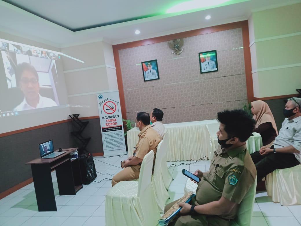 Menuju Level 3, Inspektorat Daerah Bantaeng Terus Berbenah