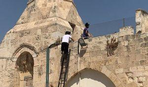 Dinilai memprovokasi perasaan Muslim, Yordania mengutuk 'pelanggaran' Israel di Masjid Al-Aqsa