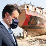 Perdana menteri Italia berjanji untuk terus mendukung Lebanon Pasca Ledakan Dasyat di Beirut