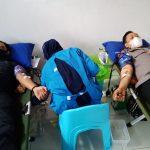 Hari Sumpah Pemuda,Radio Suara Bone Beradat gelar acara donor darah dan lomba baca Sumpah Pemuda
