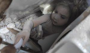 Tertibun puing-puing, Gadis kecil di Turki berhasil di selamatkan 4 hari setelah gempa