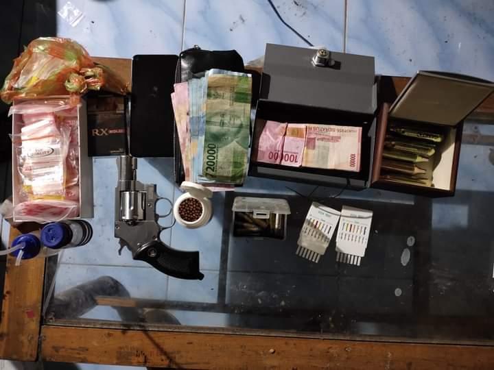 Bersama Personil Polsek Kahu, BNNK Bone Amankan 3 Pelaku Lahgun Narkoba