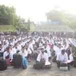 Lulus Seleksi, 429 Calon Tamtama PK TNI AD Gelombang II di berangkatkan ke Pakkatto