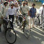 Peringati Hari Pahlawan, Bonesta Konvoi Keliling Kota Watampone