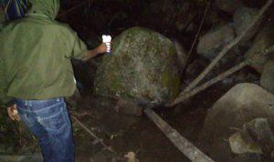 Tertindis Batu Gunung, Warga Sinjai Barat ditemukan Meninggal Dunia di Kebunnya