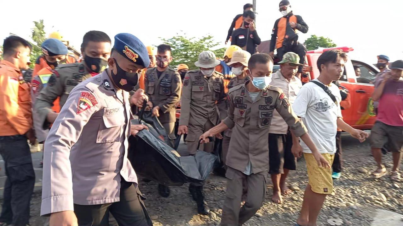 Dua hari pencarian, Jasad Korban Tenggelam di Sungai Libureng akhirnya ditemukan
