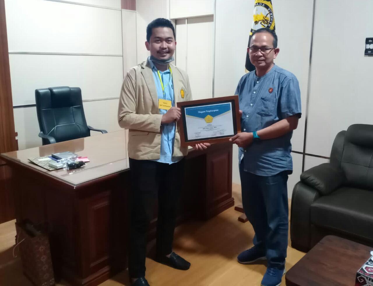 DPC Permahi Makassar Jalin Silahturahmi dengan Kasat Intel Polrestabes Makassar
