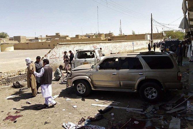 Enam orang tewas akibat ledakan di unjuk rasa pro-Palestina di Pakistan barat daya