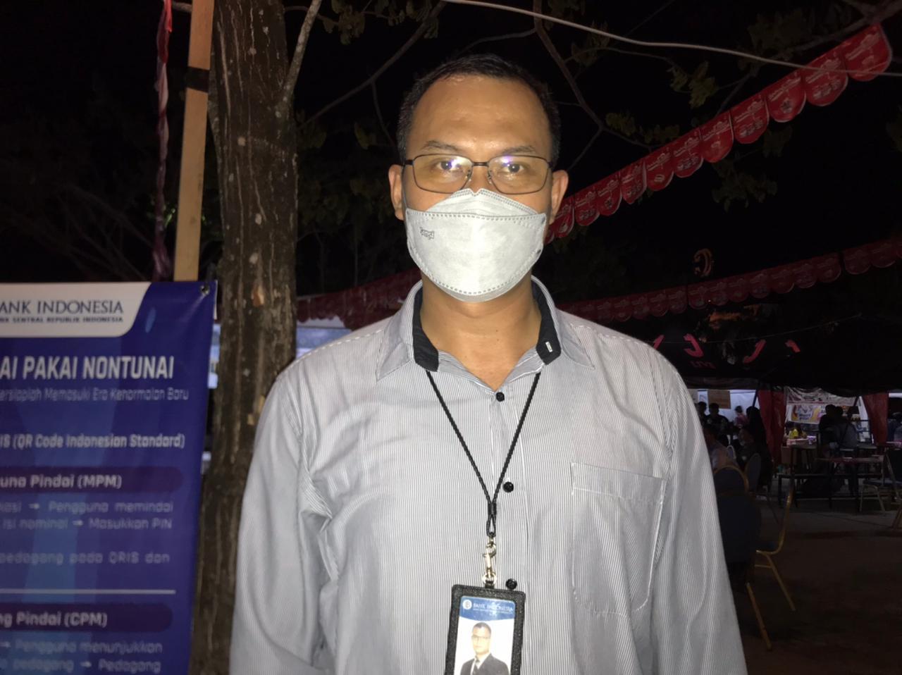 Deputi Kepala Perwakilan BI Sultra (Surya Alamsyah)