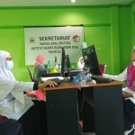 Mantapkan Persiapan, Rektor IAIN Bone lakukan pemantauan uji coba Sistem Seleksi Elektronik