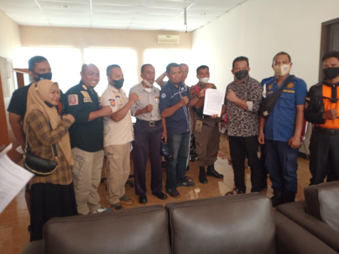 Forum Aspirasi Tenaga Teknis Lakukan Audiens ke DPRD Bone, Ini Tujuannya