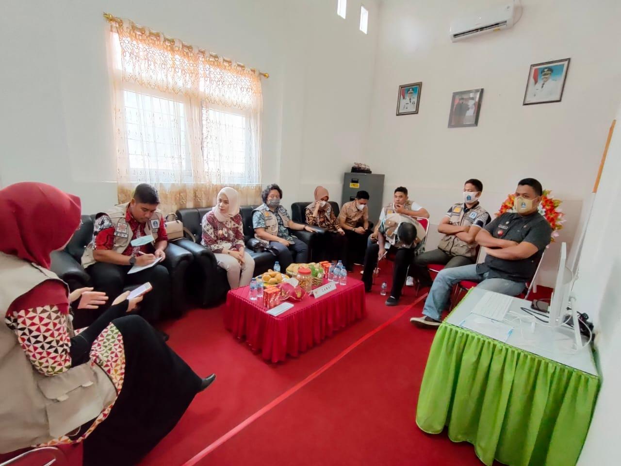 Gelar Rapat Evaluasi Internal, Pemerintah Kecamatan Tanete Riattang Bahas ini