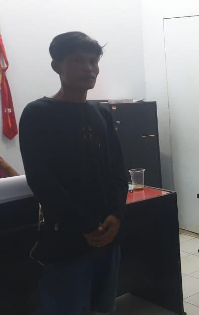 Lakukan penganiayaan saat Pesta Miras, Seorang Tukang Batu Diringkus Satreskrim polres Bone