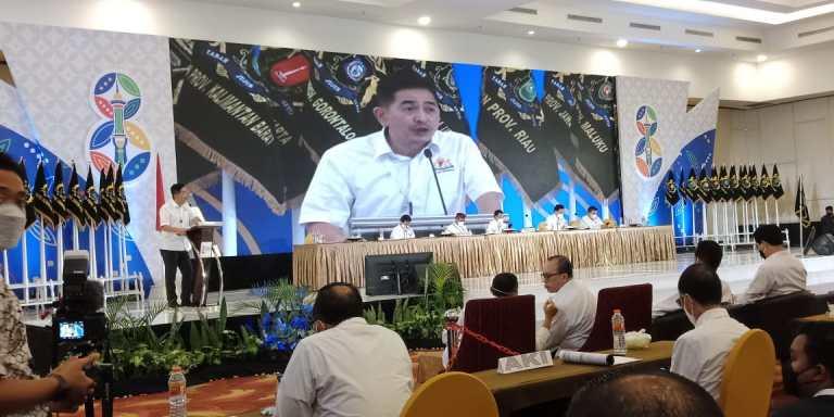 Terpilih Secara Aklamasi, Arsyad Rasyid Resmi Jadi Ketua KADIN Indonesia
