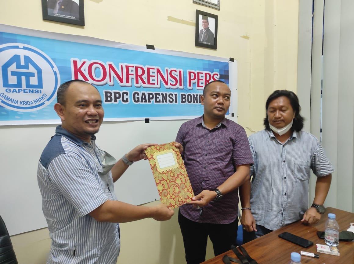 Kepala Dinas Pertanian Kabupaten Bone Bantah Tudingan GAPENSI Bone