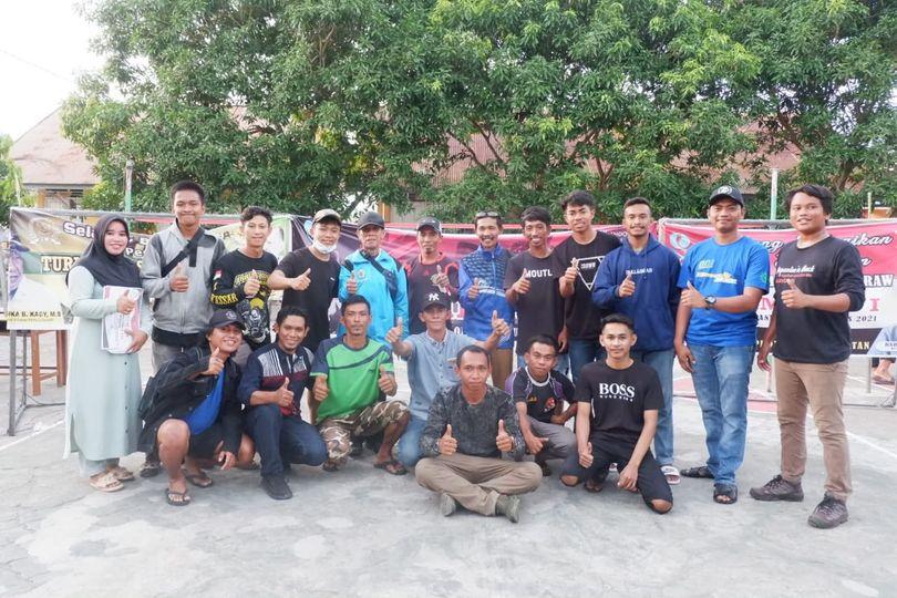 Turnamen AMP CUP 1 Berhasil Dilaksanakan Oleh Pemuda-Pemuda Hebat dan Tangguh
