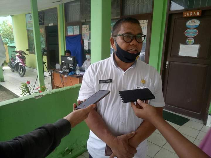 Jemput Bola, Disdukcapil Kendari Lakukan Perekaman eKTP di Kelurahan Baruga