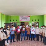 Lima Kandidat Calon Kepala Desa Barana Cabut Nomor Urut dan Paparkan Visi Misi