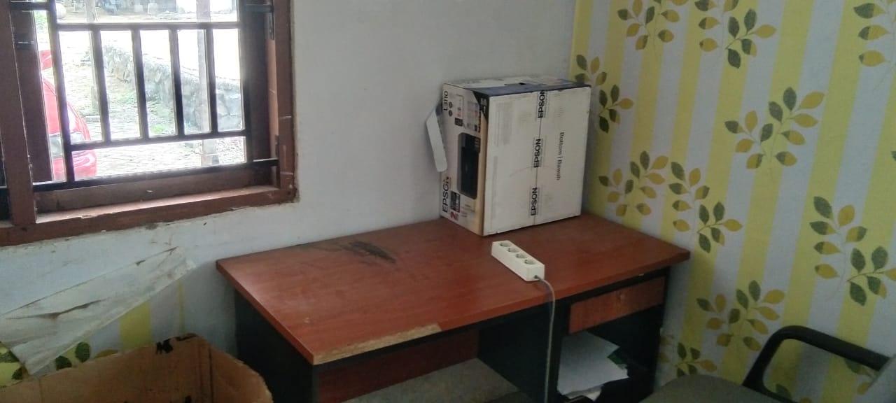 Dibobol Maling, Komputer dan Printer di Kantor Desa Bulusuka Raib