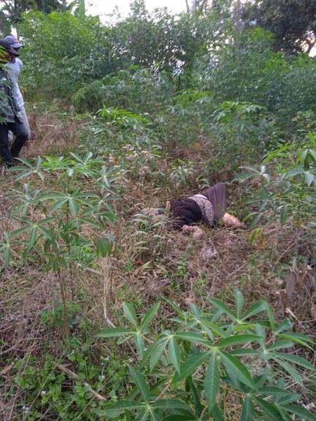 Warga Tompobulu Gowa Temukan Mayat Wanita Tanpa Identitas yang sudah membusuk