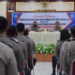 Dirlantas Polda Sulsel Lakukan Silaturahmi dan Supervisi di Polres Bone