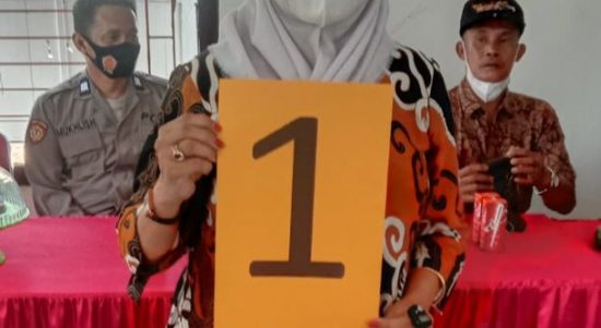 Diminta Warga untuk maju, Andi Nurfiana Maju untuk Ketiga Kalinya di Pilkades Tajong